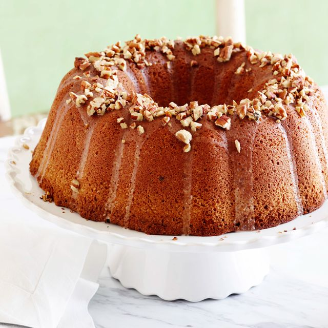 This Bourbon Pecan Cake Is a Delightful Southern Delicacy