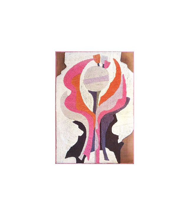 Erminio Lozzi Six Floral Tapestries