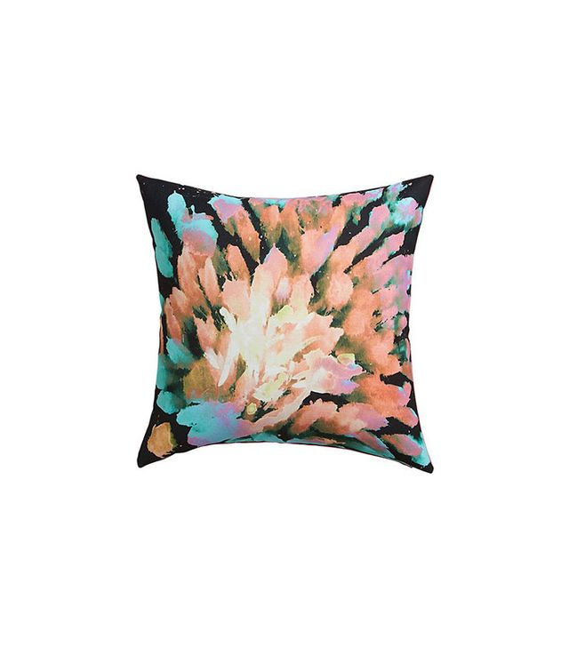 CB2 Napali Flower Pillow