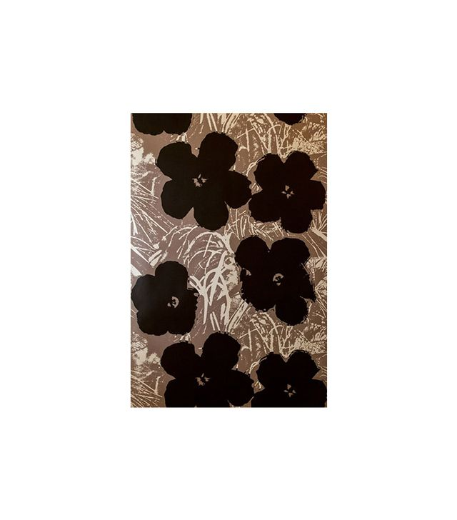 Flavour Paper Andy Warhol Flowers Wallpaper
