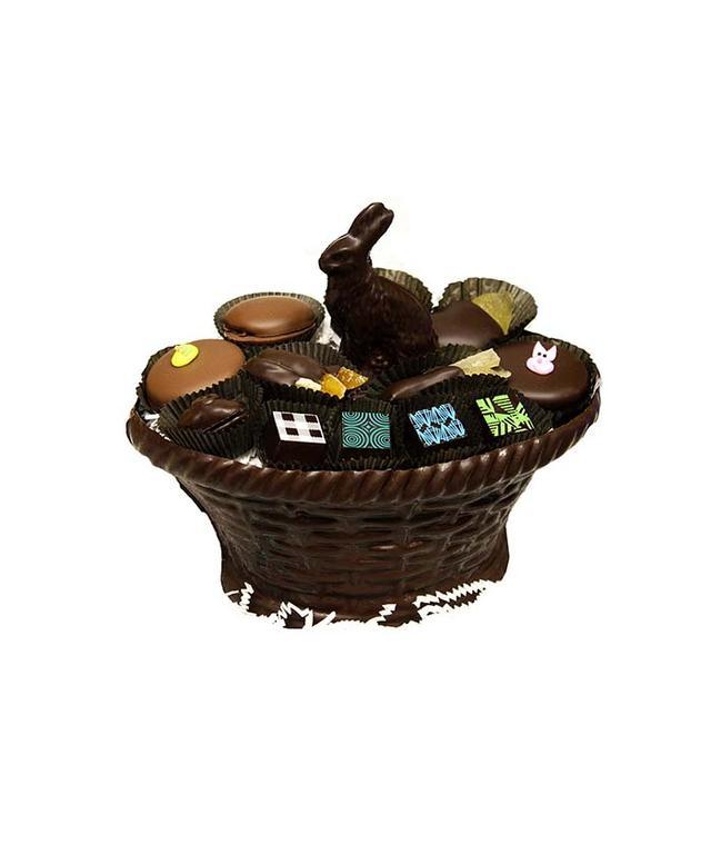 Compartes Edible Easter Basket