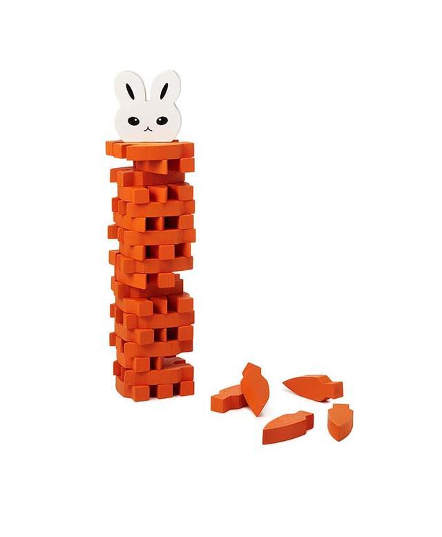 Kikkerland Stack the Carrots Game