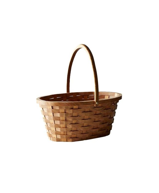 Food52 Wood Easter Basket
