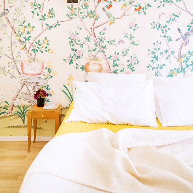 These Fabulous Floral Rooms Are a Spring Dream