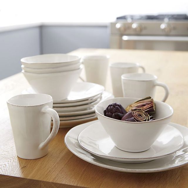 10 Timeless White Dinnerware Sets for Every Style