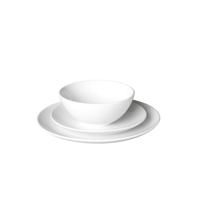 IKEA FÄRGRIK 18-Piece Dinnerware Set
