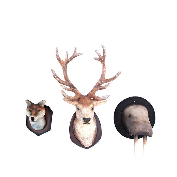 Nickey Kehoe Paper Taxidermy