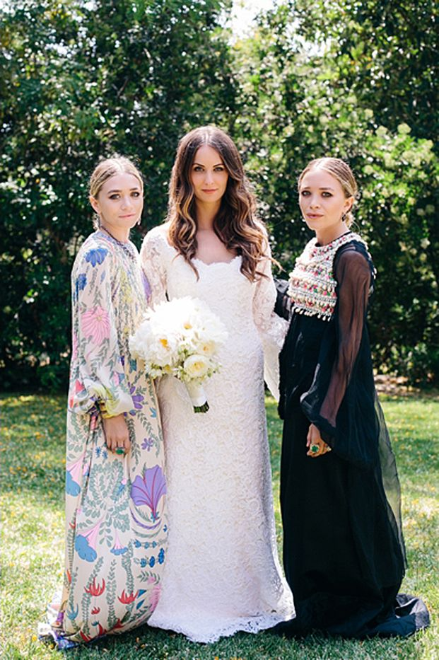 29 Brilliant Wedding Guest Outfit Ideas From The Olsen Twins