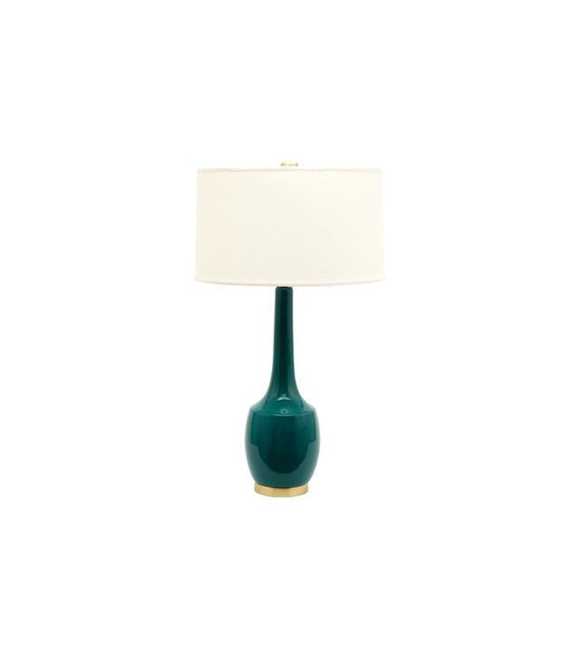 Jayson Home Naomi Emerald Lamp