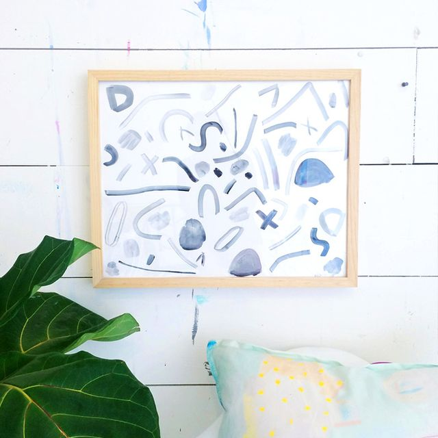 24 Stylish Art Pieces for Your Bedroom