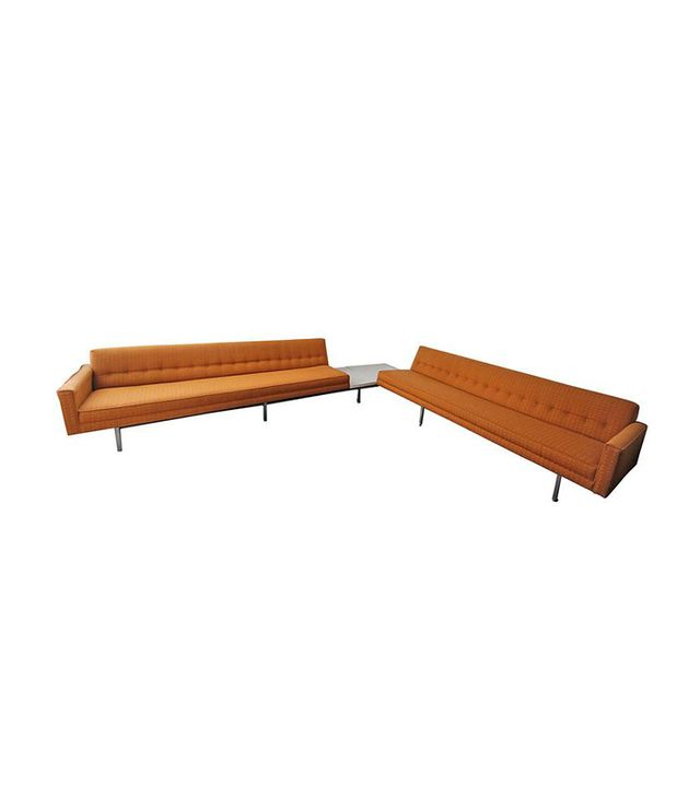 George Nelson for Herman Miller Modular Sectional Sofa
