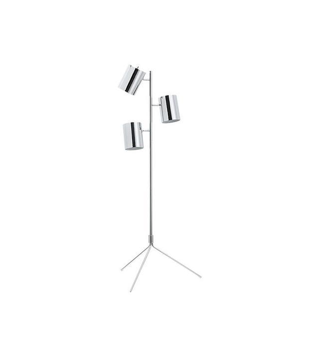 CB2 Triple Floor Lamp