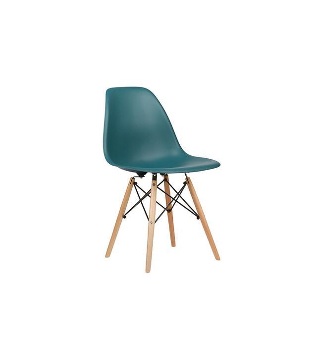 Dot & Bo Midcentury Slope Chair