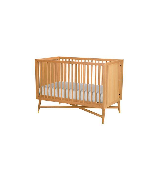 DwellStudio Mid-Century Natural Crib