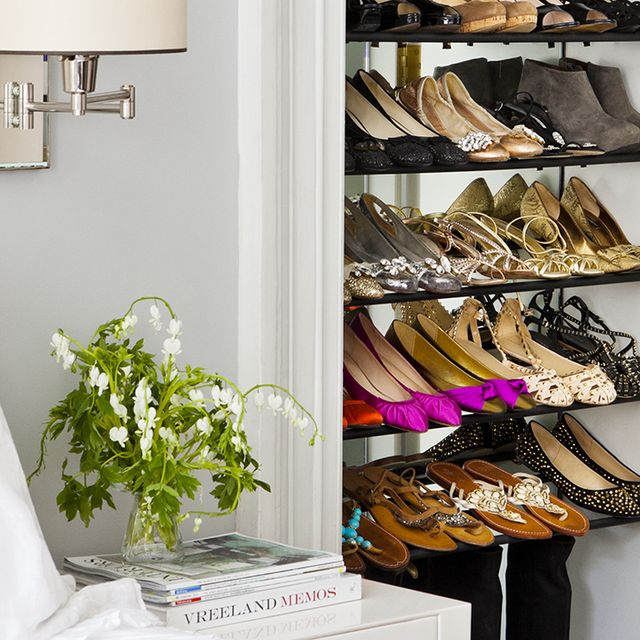 These Shoe Storage Hacks Are Beyond Genius