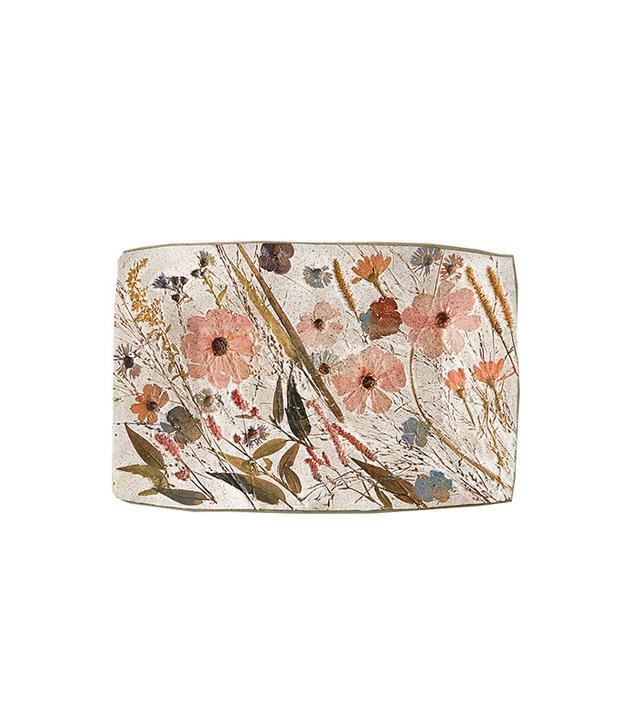 Terrain Wildflower Series Rectangle Platter