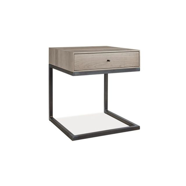 Room & Board Hudson C-Table Nightstand