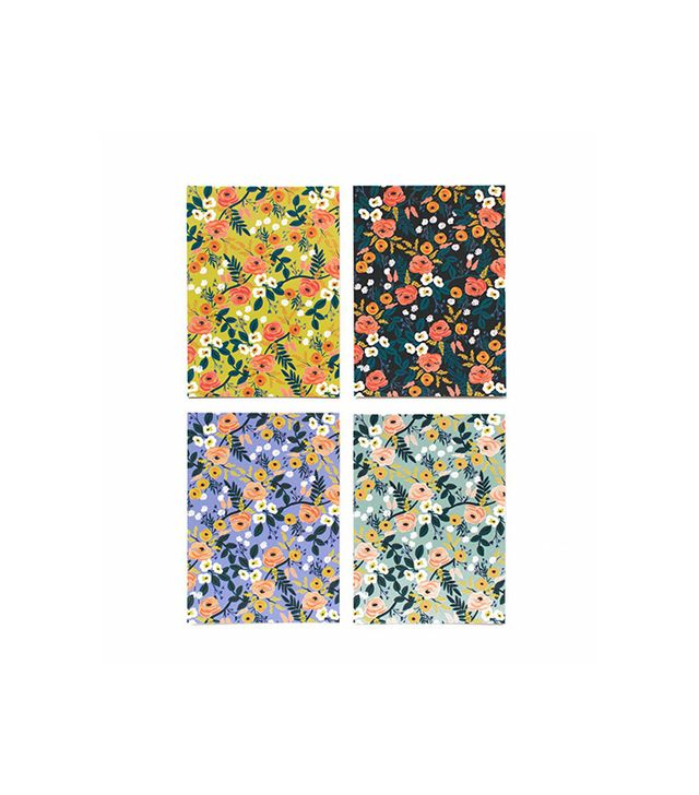 Rifle Paper Co. Violet Floral Gift Box Set of 12