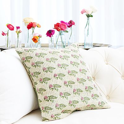 First Look: Lauren Conrad's New Kantha Textile Collection