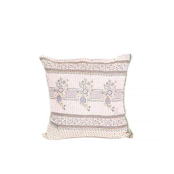 """The Little Market 16"""" Kantha Pillow Case"""