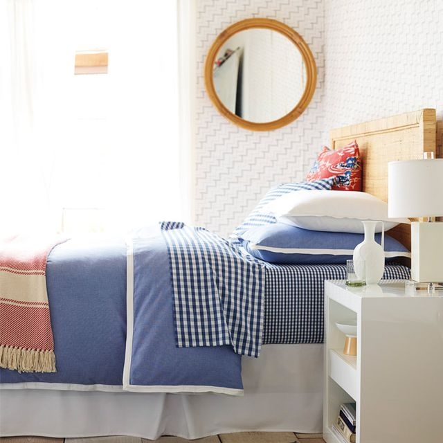 The Freshest Preppy Bedding Around