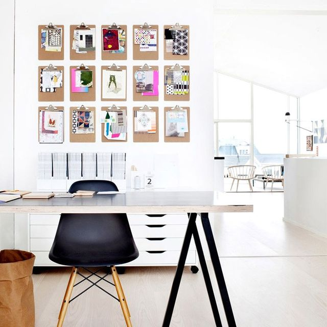 11 Simple and Unique Ways to Display Art at Home