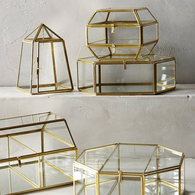 11 Gorgeous Jewellery Boxes to Give and Receive