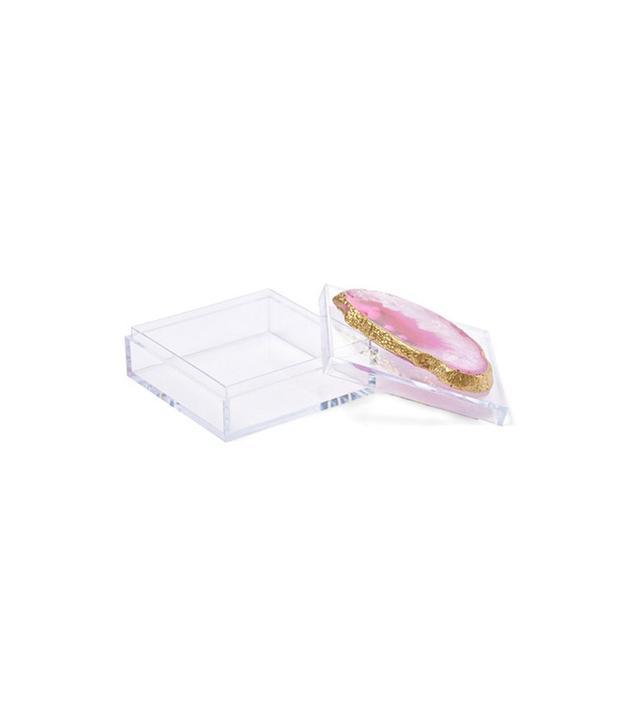 Mapleton Drive S/2 Acrylic Pill Box