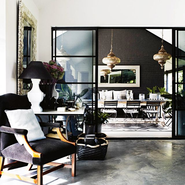 Tour an Incredibly Stylish Weekend Retreat