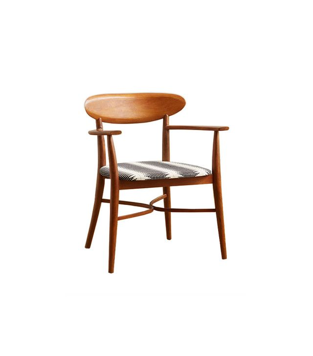 Anthropologie Elliptic Dining Chair