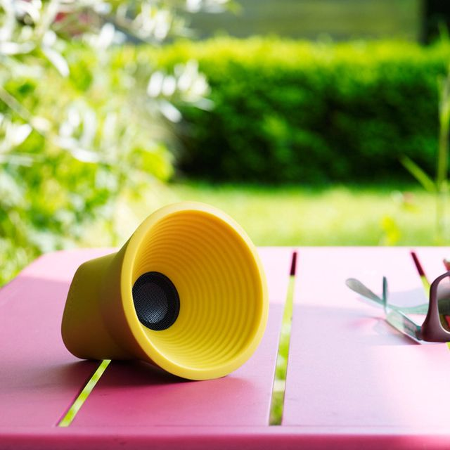The Coolest Portable Speakers to Snag for Sunny Days