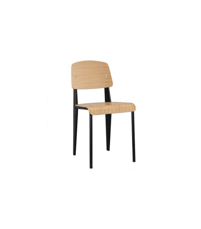 Zoetico Prouve-Style Standard Chair