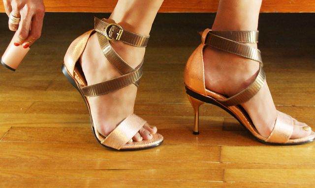 These Dream Heels Convert From High to Low and Back Again