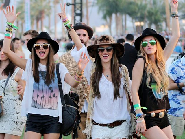 You Can Now Experience Coachella From Your Pocket