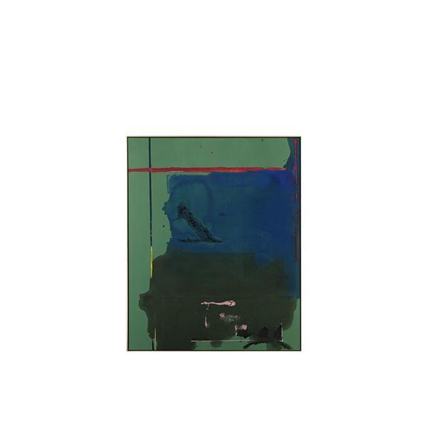 "Galerie Hans Mayer ""Bella Donna"" by Helen Frankenthaler"