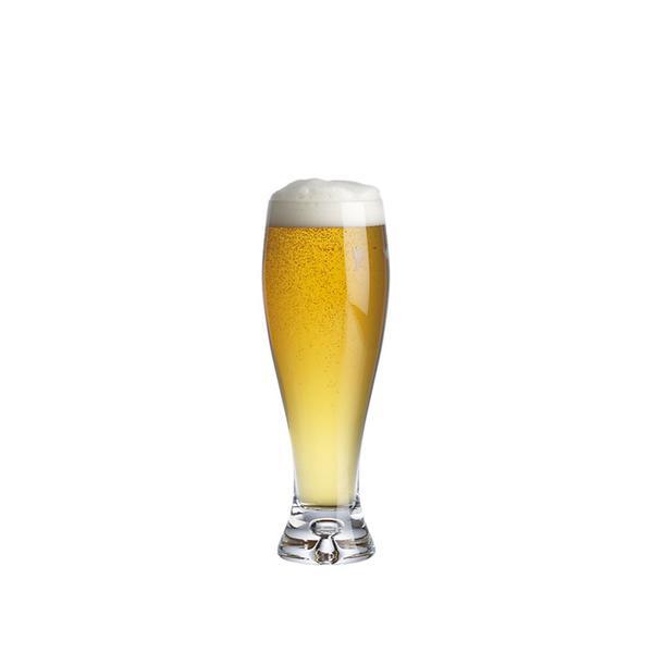 Crate and Barrel Direction 17 oz. Pilsner Beer Glass