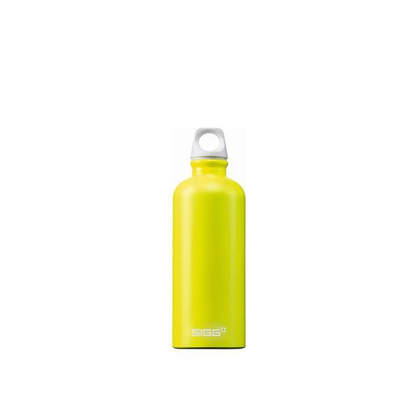 SIGG Neon Punk Funky Yellow Water Bottle