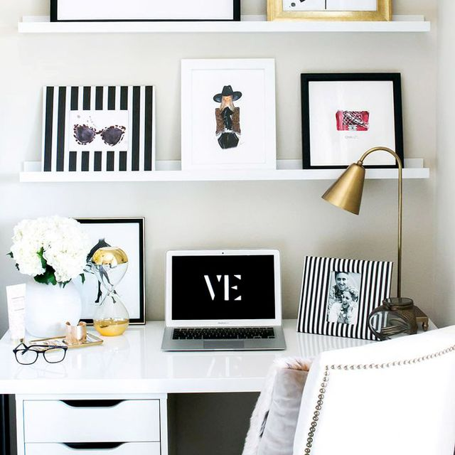 20 Chic Ways to Organise Your Office