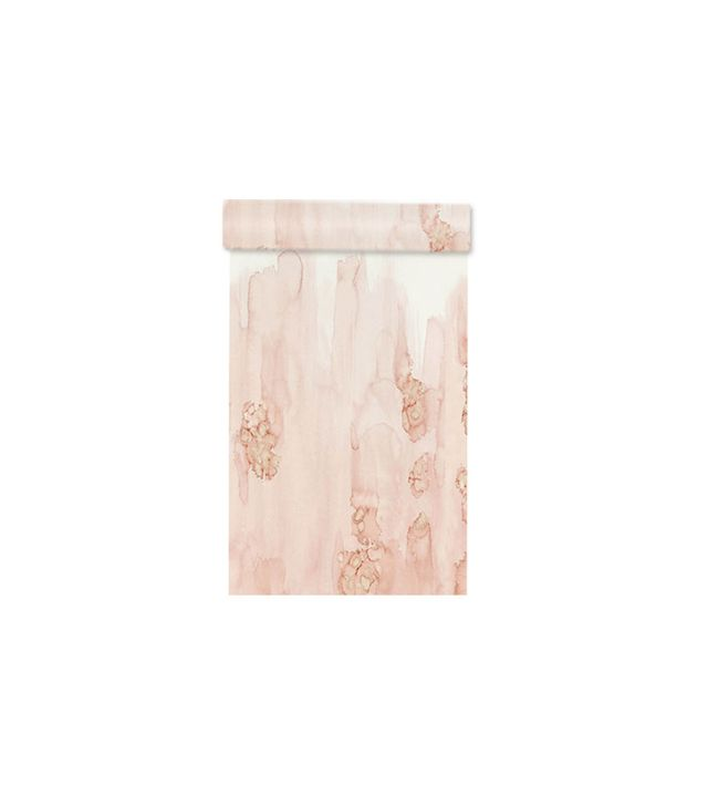 Cuffhome Unfinished Wallcovering in Rose