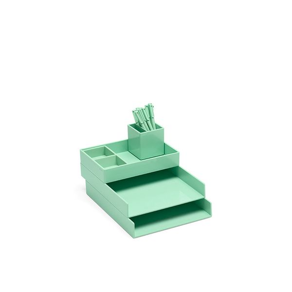 Poppin Mint Super Stacked Set