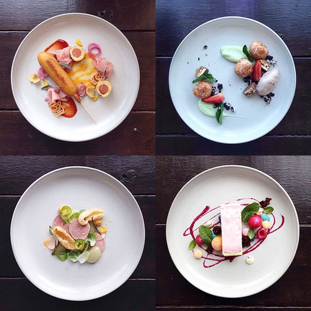 This Chef's Fancy Instagrams Are Not What They Appear to Be