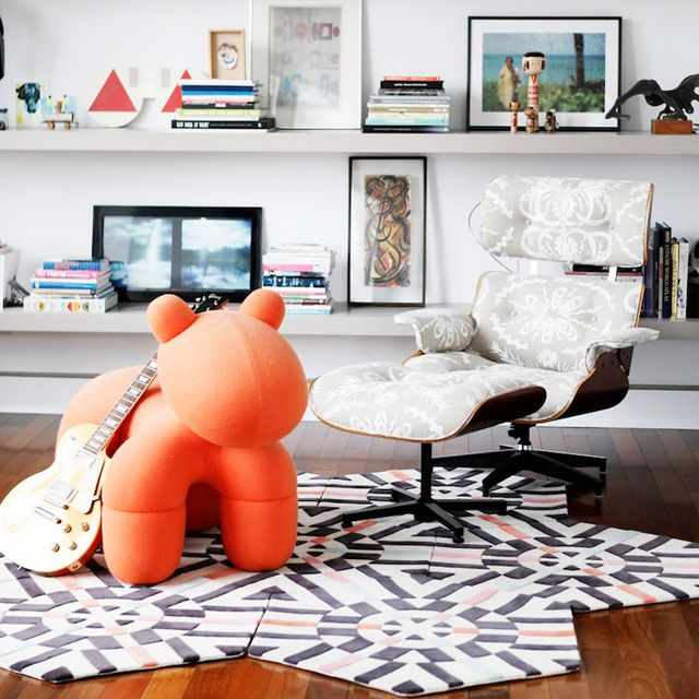 Tour a Mod Family Apartment in Manhattan
