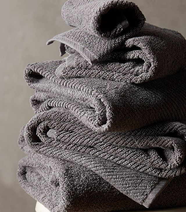 Coyuchi Quilted Terry Towel Collection