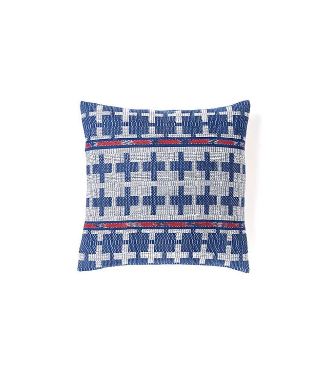 West Elm Woven Tile Pillow Cover