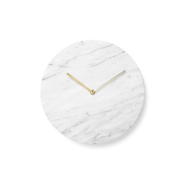 Menu & Norm.Architects Marble Wall Clock