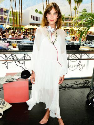 The Top Celebrity Looks From Coachella Last Year