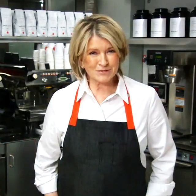 Martha Stewart's Newest Business Venture May Surprise You