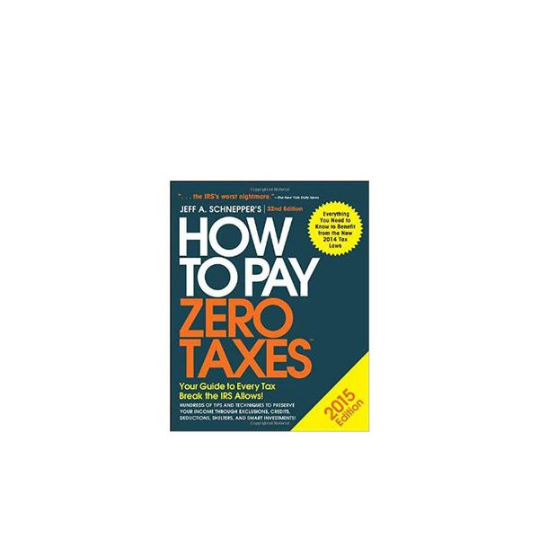 Amazon How to Pay Zero Taxes: Your Guide to Every Tax Break the IRS Allows