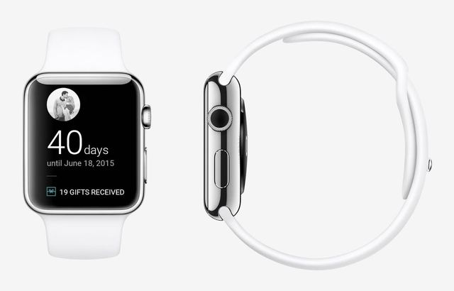 A New Apple Watch App Lets Brides Track Wedding Gifts on Their Wrists