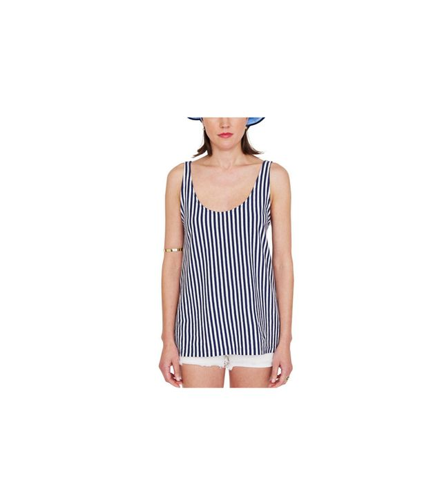 M.D.S. Stripes Kate Tank